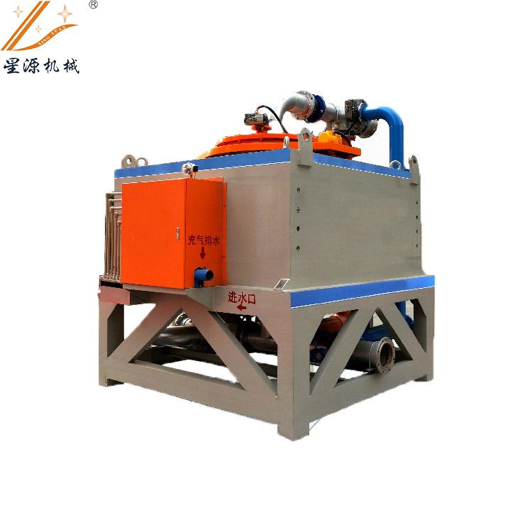水冷电磁浆料自动磁选机