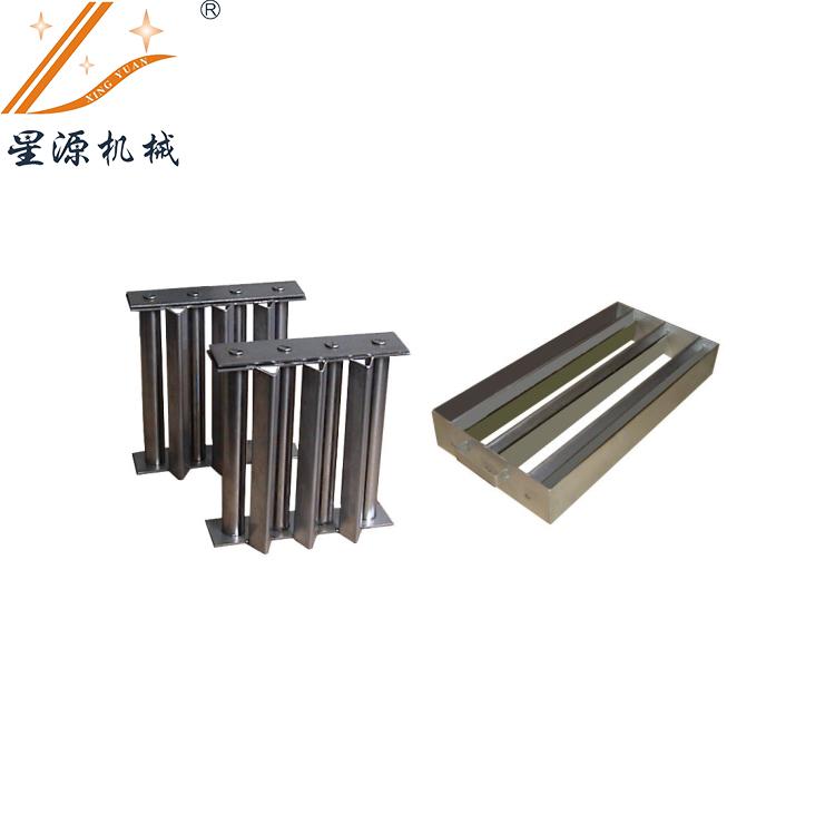 稀土永磁格栅式除铁器