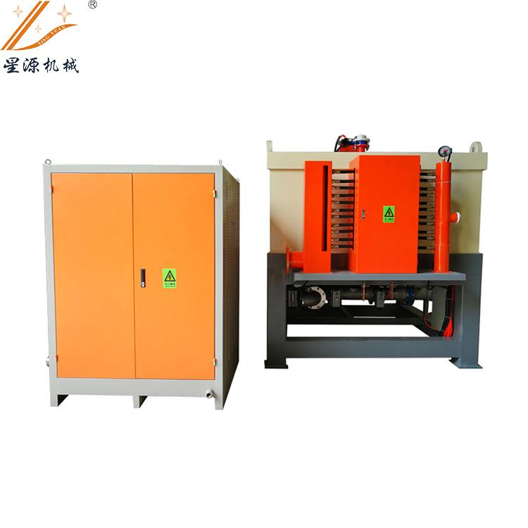 Oil - cooled electromagnetic slurry automatic magnetic separ